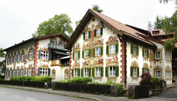 franz-seraph-zwinck-oberammergau-village