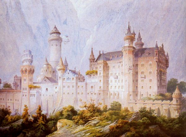 neuschwanstein-projet-drawing