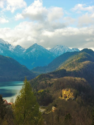 neuschwanstein castle in bavaria