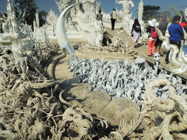way for visit wat rong khun