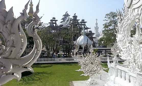 fragments du wat rong khun