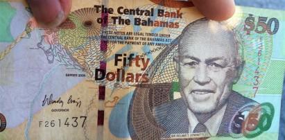 monnaie bahaméenne