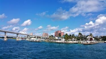 Pond allant à Paradise Island et Atlantis