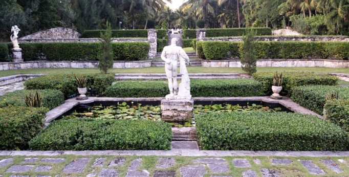 Versailles Gardens and French Cloister Paradise Island Bahamas Nassau