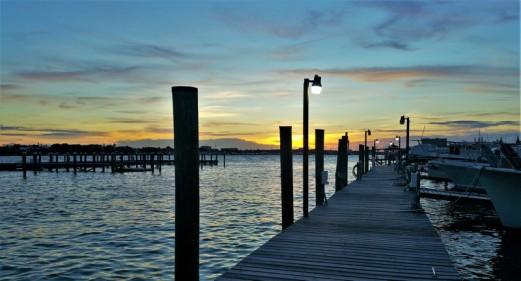 sunset nassau paradise club harbour bahamas