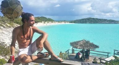 excursion nassau PARADISE BEACH in bahamas