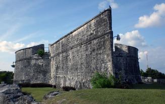 Fort Findcastle le jour