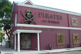 Musée des Pirates de Nassau