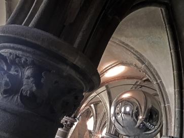 Mont Saint Michel in France