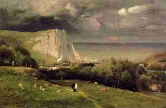 etretat-george-inness-1875-wadsworth-atheneum
