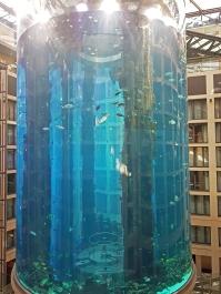 Aquadom Hotel Radisson Blu in Berlin