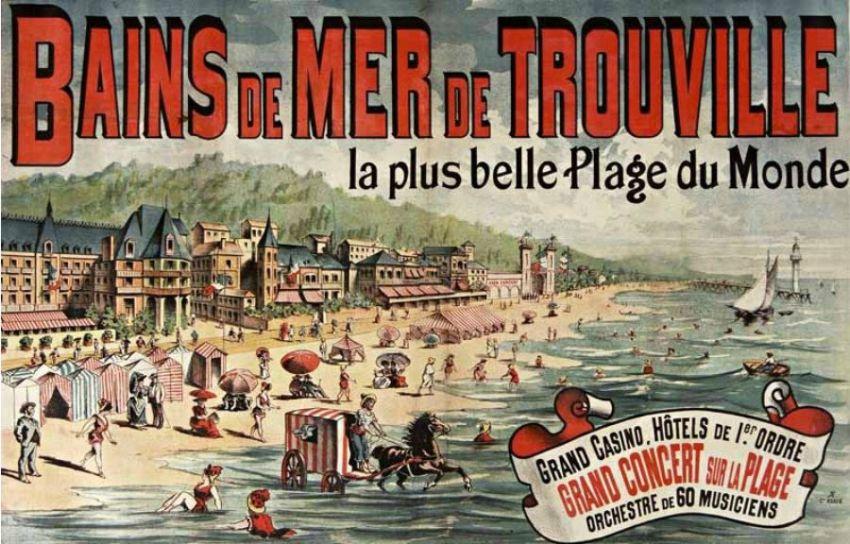 affiche-1900-bains-mer-trouville
