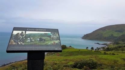 tournage trône de fer en irlande du nord
