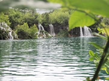National parc Plitvice in Croatia