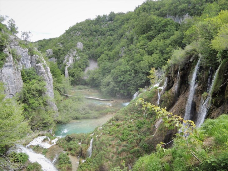 National parc Plitvice in Croatia