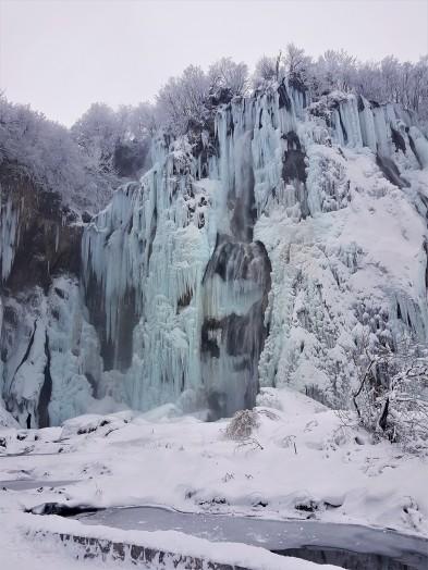 national parc plitvice winter croatia (10)