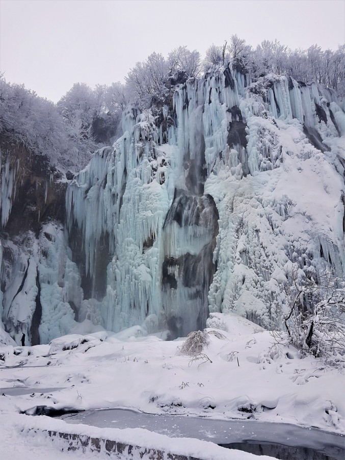 national parc plitvice winter croatia (10)