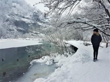 national parc plitvice winter croatia (5)