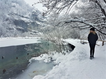 national parc plitvice winter croatia (5)