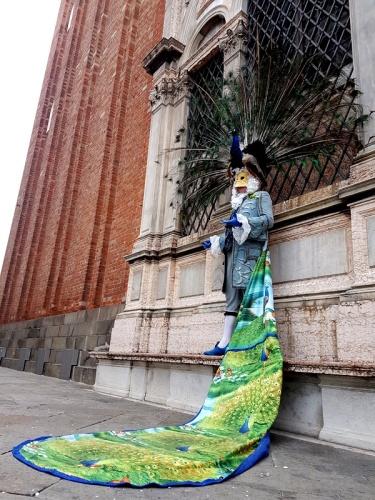 Carnaval de Venise allégorie