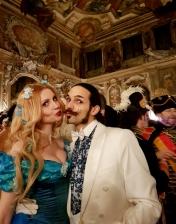 Carnaval de Venise kiss