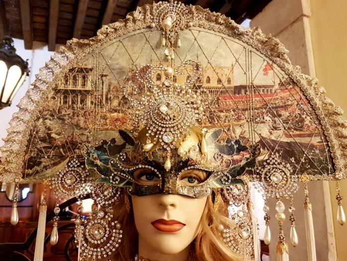 Carnaval de Venise antonia sauter