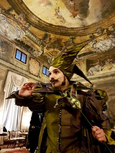 Carnaval de Venise joker by tamarin