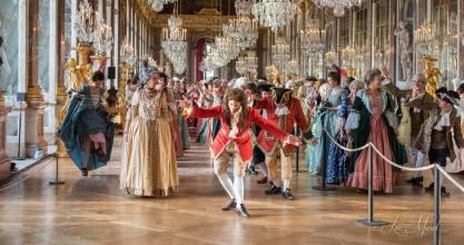 danse lesson fetes galantes