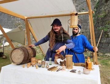 foire au festival medieval de provins