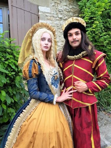 couple festival medieval de provins