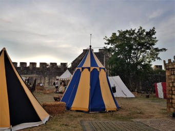 tante festival medieval de provins