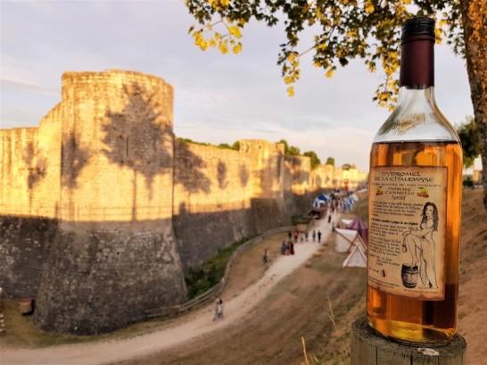 la chaudasse hydromel festival medieval de provins