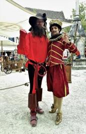 fanfan renaissance trouvbadour festival medieval de provins