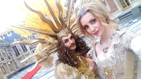 selfie fetes galantes