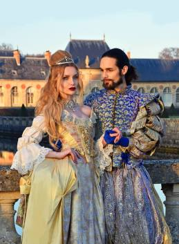 shooting photo telombre vaux le vicomte renaissance