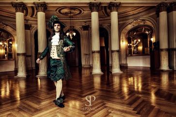 shooting photoMr Costume croatia opera marquis