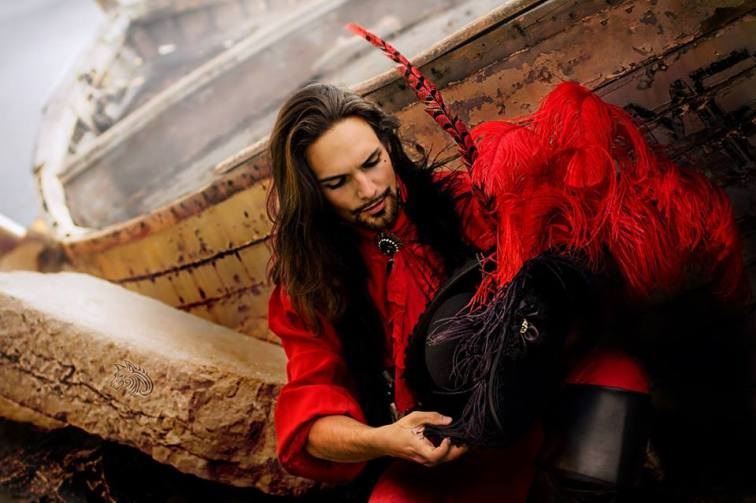 shooting photo telombre estuvier pirate