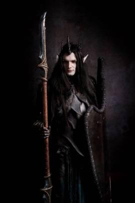 shooting photoMr Costume dark elfve by warped prod
