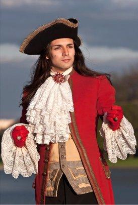 Mr Costume marquis xviii