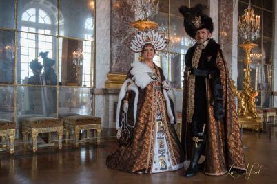 tsar in versailles fetes galantes