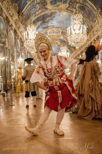russia in fetes galantes