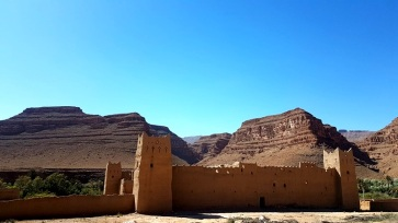 Maroc et ses ruines