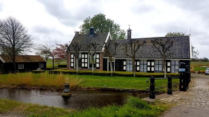 maison du village Zaanse Schans