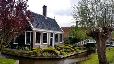 maison traditionnel pays basZaanse Schans