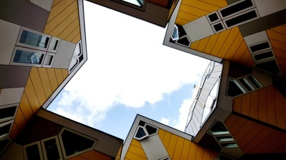 rotterdam architecture insolite