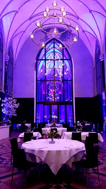 church restaurant in breda