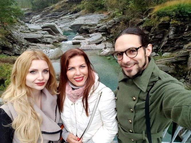 selfie riviere vallee verzasca blog clearwater