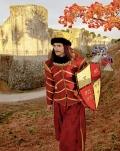 telombre aux remparts du festival medieval de provins