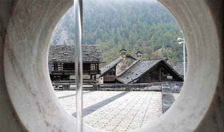 Eglise Mogno de Mario Botta (1)