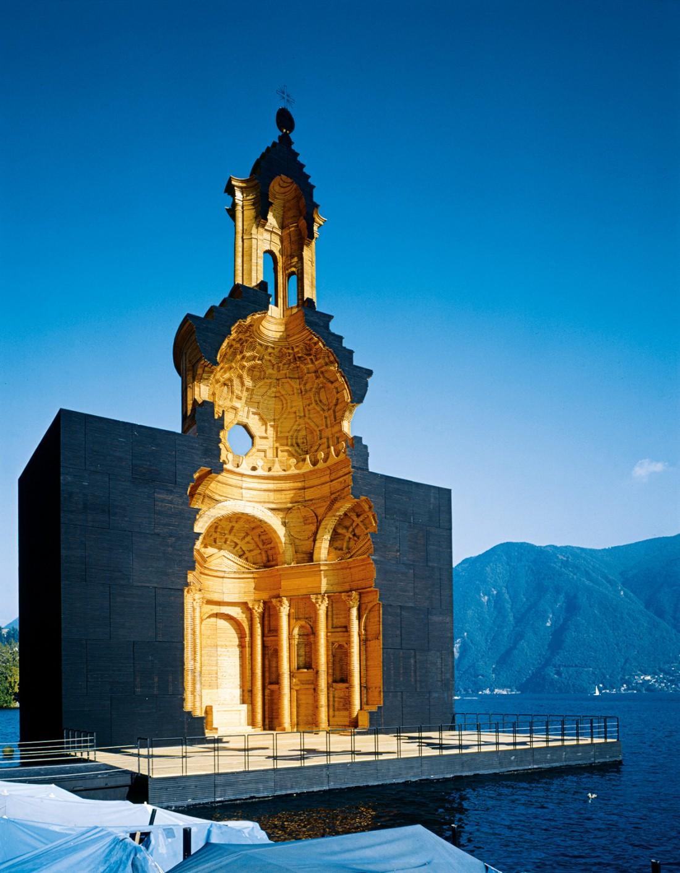 Llamado San Carlino de Botta en Lugano